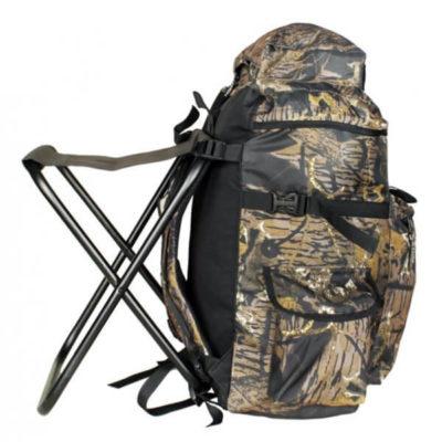 Рюкзак для рыбалки со стульчиком Universal Рыболов 55