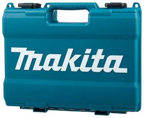 Аккумуляторная дрель-шуруповерт Makita DF333DWYE 30 Н·м