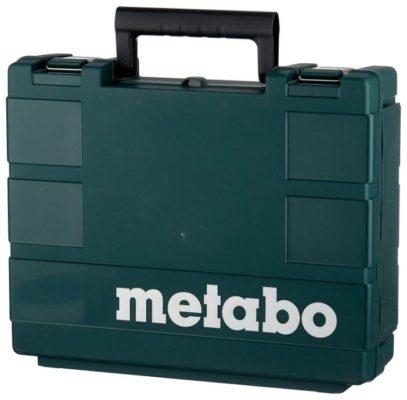 Аккумуляторная дрель-шуруповерт Metabo PowerMaxx BS 2014 Basic 2.0Ah x2 Case 34 Н·м