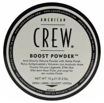 American Crew Пудра Boost Powder для придания объема