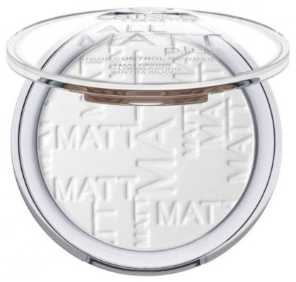 CATRICE Пудра компактная All Matt Plus Shine Control Powder