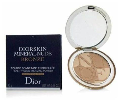Christian Dior Бронзирующая пудра Diorskin Mineral Nude Bronze
