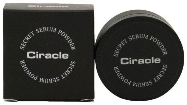 Ciracle пудра рассыпчатая Secret Sebum Powder
