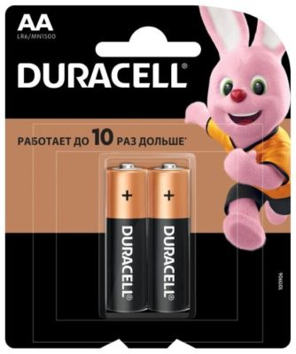 Duracell Basic AA