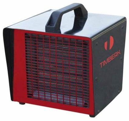 Электрическая тепловая пушка Timberk TFH T30MDR (3 кВт)