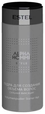 Estel Alpha Homme Пудра для создания объема волос, 8 г