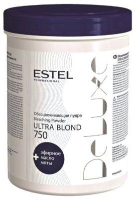 Estel Professional De Luxe пудра для обесцвечивания волос Ultra Blond