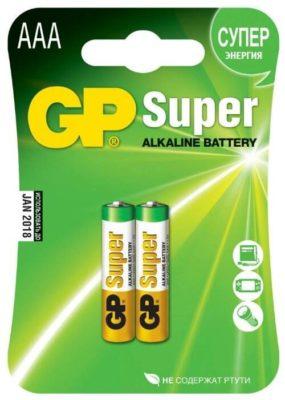 12 лучших аккумуляторных и обычных батареек