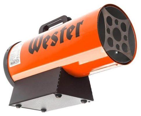Газовая тепловая пушка Wester TG-12 (12 кВт)