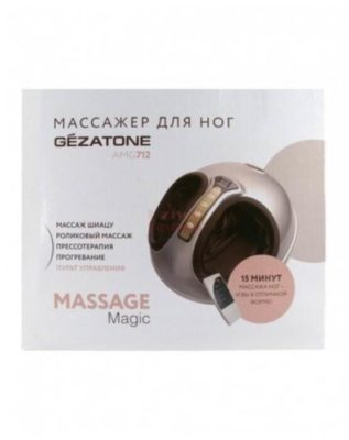 Gezatone Massage magic AMG712