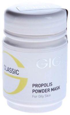 Gigi пудра рассыпчатая антисептическая прополисная Propolis Powder Mask
