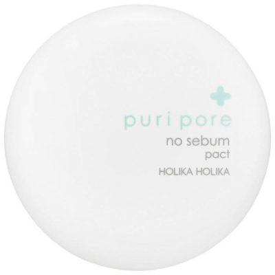 Holika Holika Пудра компактная для лица Puri Pore No Sebum Pact