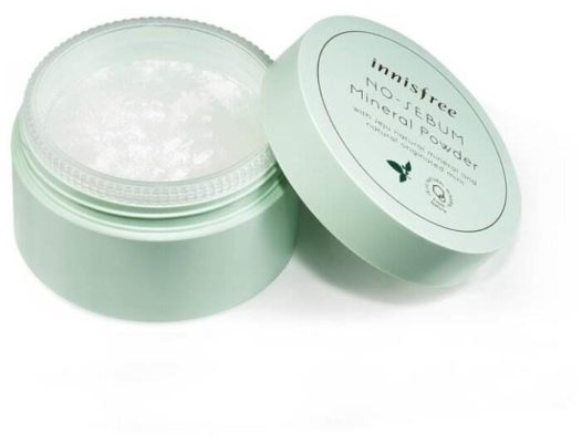 Innisfree No-Sebum пудра рассыпчатая матирующая Mineral Powder