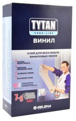 Клей для обоев Tytan Euro-Line Винил с индикатором