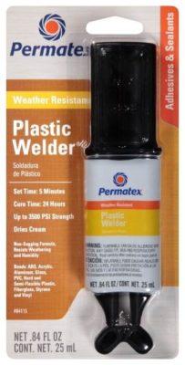 Клей эпоксидный PERMATEX Plastic Welder 84115 0.025 л