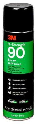 Клей универсальный 3M Hi-Strength 90 0.5 л