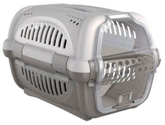 Клиппер-переноска для кошек и собак Georplast Rhino 35х51х33 см