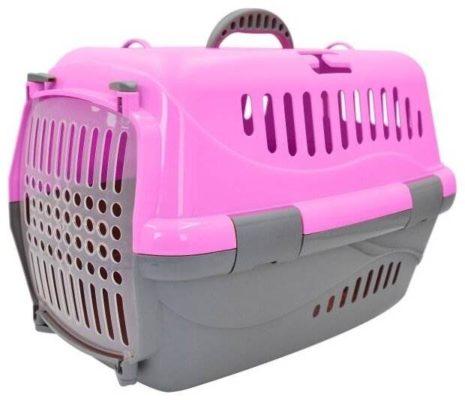 Клиппер-переноска для кошек и собак Homepet HOMEPET 48х32х32 см