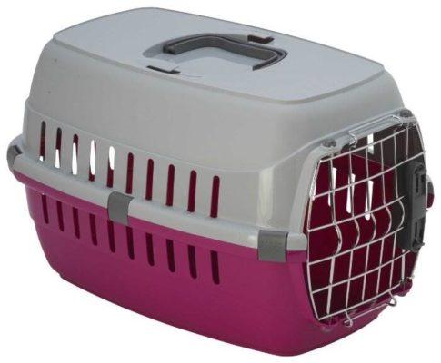 Клиппер-переноска для кошек и собак Moderna Road Runner I Spring Lock 49х30.1х32 см