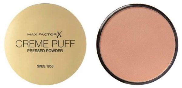 Max Factor Creme Puff пудра компактная Pressed Powder