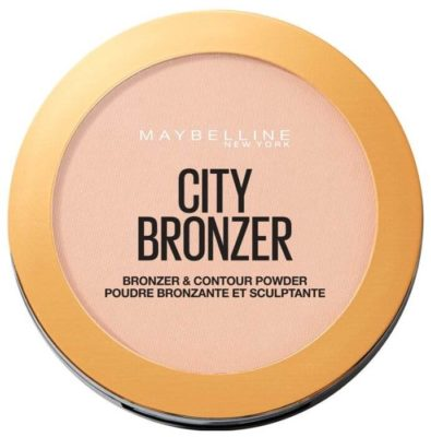 Maybelline New York / Бронзирующая пудра для лица FACESTUDIO CITY BRONZER
