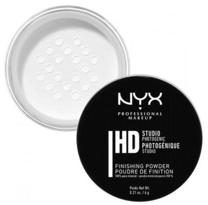 NYX пудра High Definition рассыпчатая Studio Finishing Powder