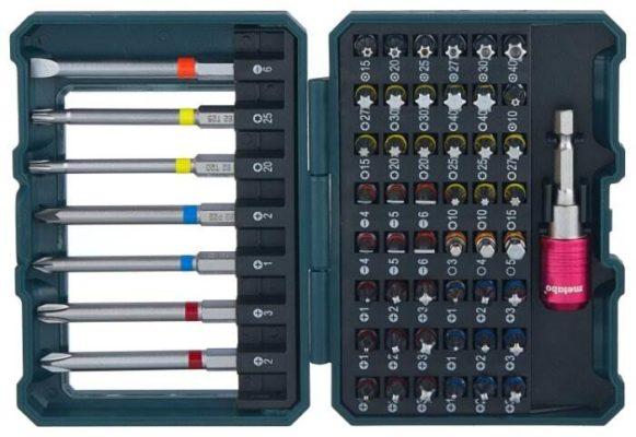10 профессиональных и бытовых наборов бит для шуруповерта