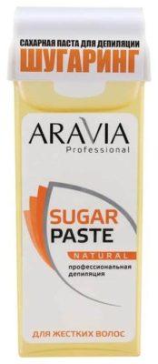 Паста для шугаринга ARAVIA Professional Натуральная в картридже