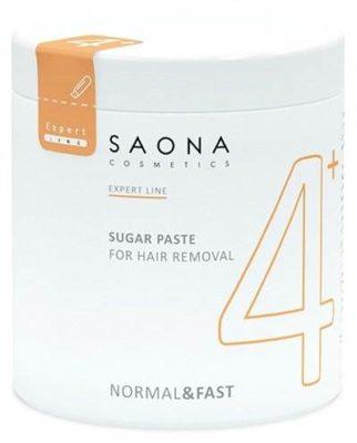 Паста для шугаринга Saona Cosmetics Expert Line 4+ Нормальная