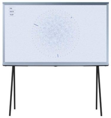 "QLED Samsung The Serif QE49LS01TBU 49"" (2020)"