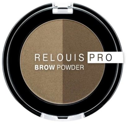 Relouis Пудра для бровей Brow Powder
