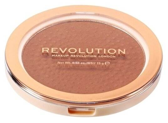 Revolution Makeup / Бронзер MEGA BRONZER 02 - warm