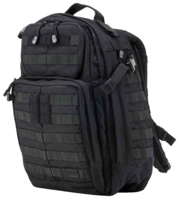 Рюкзак 5.11 Tactical Rush 24 black