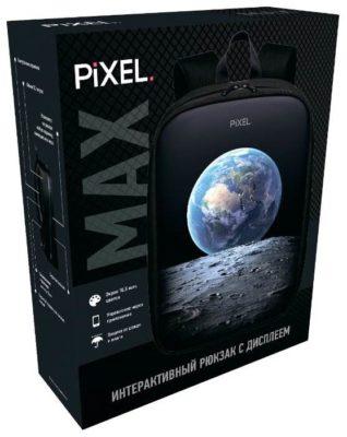 Рюкзак PIXEL Max (black moon)