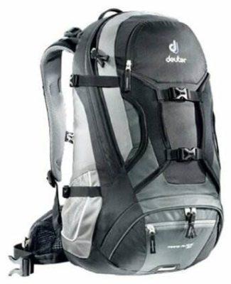 Рюкзак deuter Trans Alpine 30 black/grey