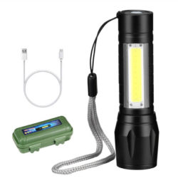 SANYI Flashlight Torch
