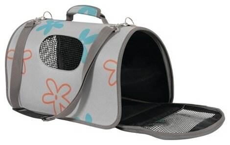 Сумка-переноска для собак ZOLUX Flower Bag L 50х25х33 см