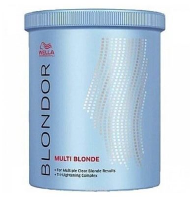 Wella Professionals Blondor осветляющий порошок Multi Blonde