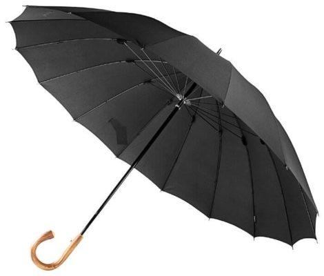 10 лучших мужских зонтов