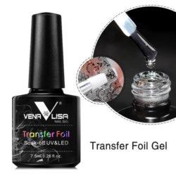 Velalisa foil transfer