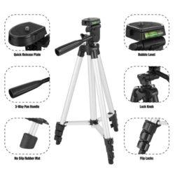 NAGNAHZ Lightweight Camera Tripod