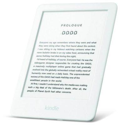 Amazon Kindle 10 2020 8 ГБ
