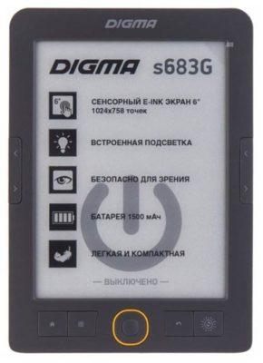 DIGMA s683G 4 ГБ