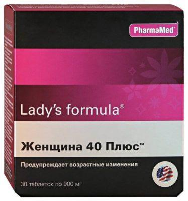 10 лучших витаминов для женщин после 40 лет