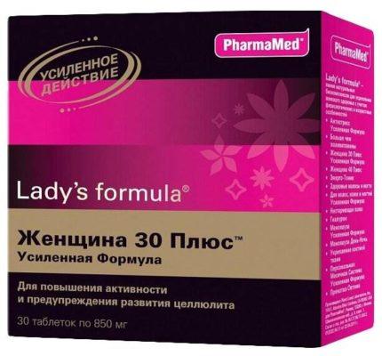 10 лучших витаминов для женщин после 30 лет