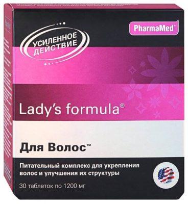 Ледис формула Для волос, кожи и ногтей