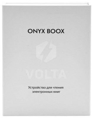 ONYX BOOX BOOX Volta 8 ГБ