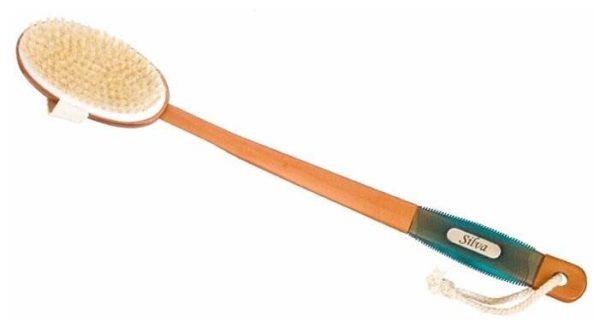 Щетка Silva для тела со съемной ручкой (SW 274)