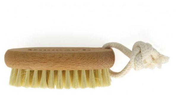 Щетка СпивакЪ для сухого массажа с щетиной из кактуса, 10 см