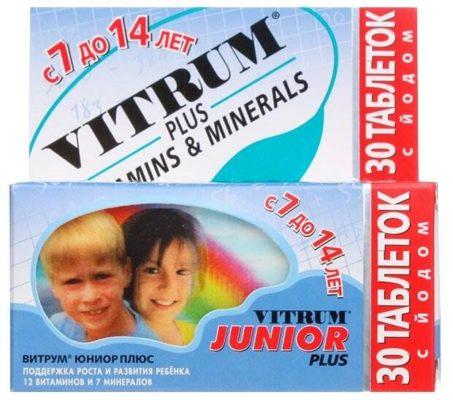 10 лучших витаминных комплексов для подростков